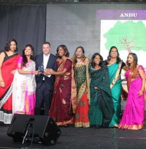 """The Grand Gala of Canadian Tamils"" hosted by National Council of Canadian Tamils (NCCT) took place today in Markham."