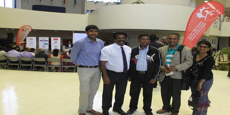 Third Annual Street Festival hosted by Canadian Tamil Congress