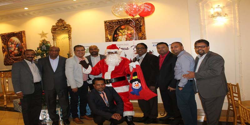Christmas Mixer, presented by Canadian Tamil Chamber of Commerce