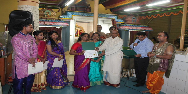 """""""Thai Pongal"""" Festival was celebrated among Tamil Hindus"""