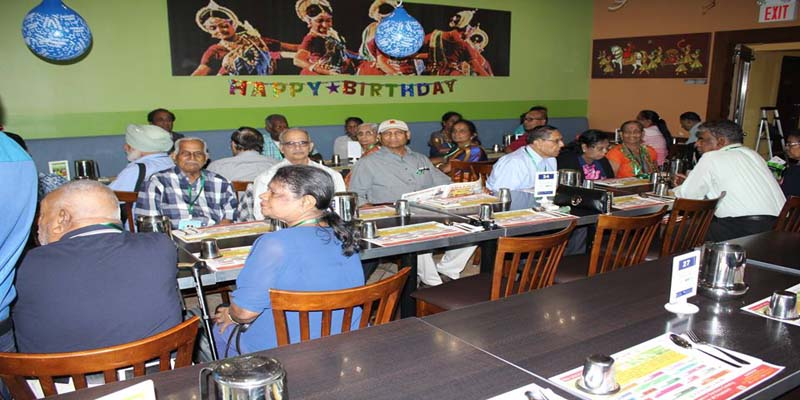 Saravanaa Bhavan – World's No:-1 Indian Vegetarian Restaurant's Canadian Branches celebrated its Founder Annachi's 72nd Birthda